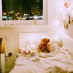 Adults and soft toys, how a childhood friend can soothe anxieties and fears