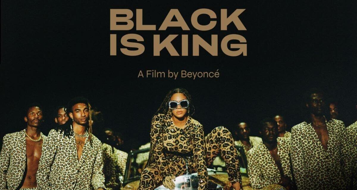 El retorno de Beyoncé con Black Is King