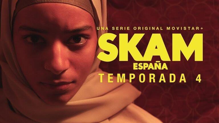 Amira protagoniza la cuarta y última temporada de Skam España