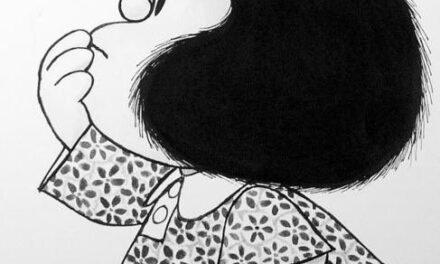 Mafalda no se queda huérfana