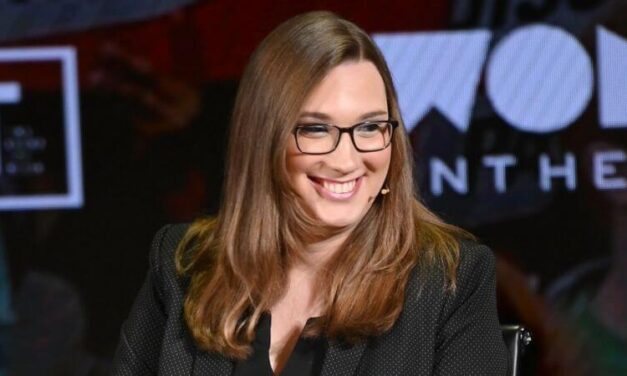 Sarah McBride: la primera senadora trans de Estados Unidos
