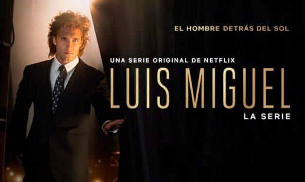 """""""Luis Miguel: la serie"""" el fenómeno de Luis Miguel"""