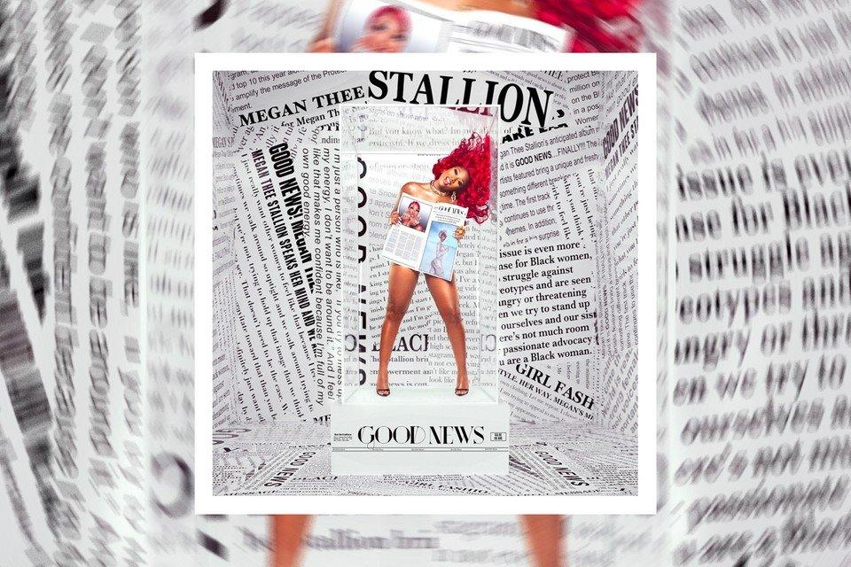 Megan Thee Stallion trae buenas noticias en su debut
