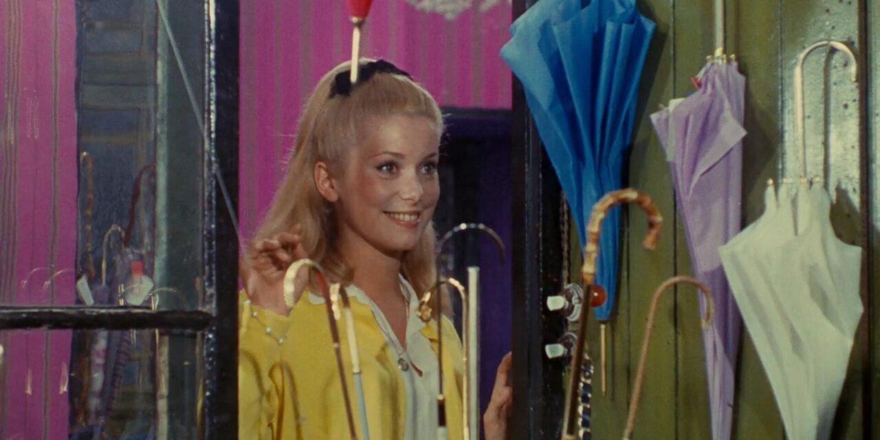 'Los paraguas de Cherburgo': la película que inspiró a La La Land
