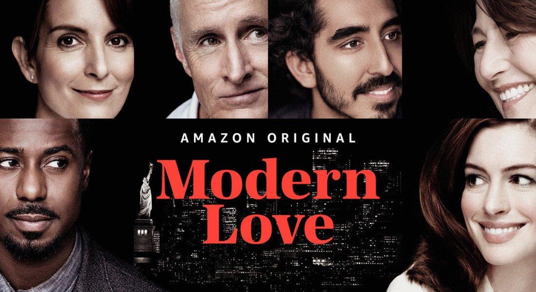 'Modern love', la representación de todas las caras del amor
