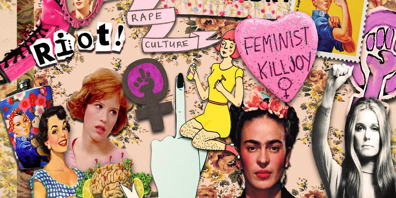 Feminism doesn't need any more repackaging, it needs intersectionality