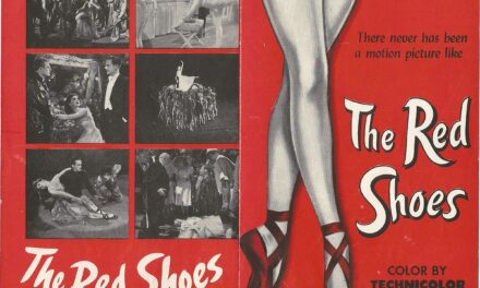 """Crítica de """"Las zapatillas rojas"""", una película de cuento de hadas muy oscuro"""