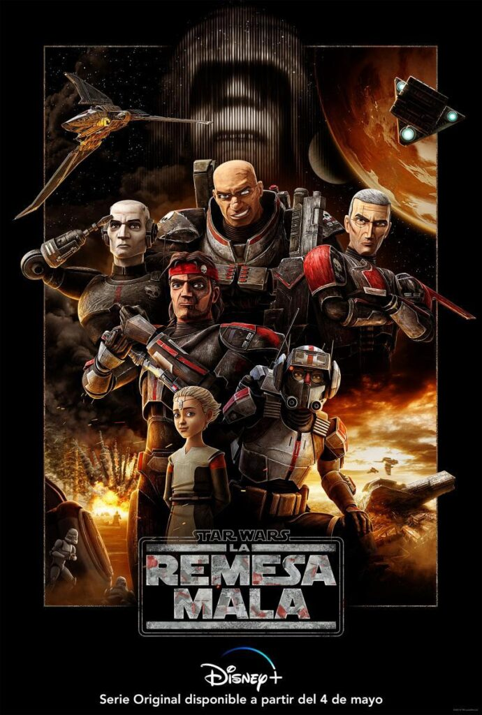Poster de la serie 'La Remesa Mala'