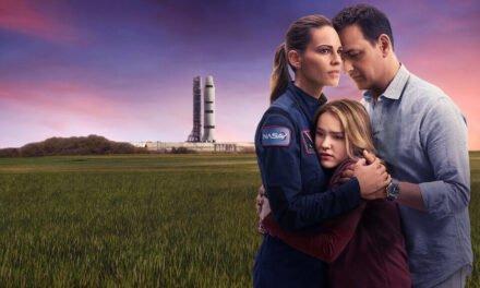 """""""Away"""": La serie de Netflix sobre el primer viaje tripulado a Marte"""