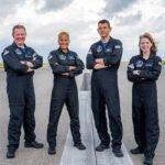 Inspiration4: la misión espacial solo con civiles que hará historia